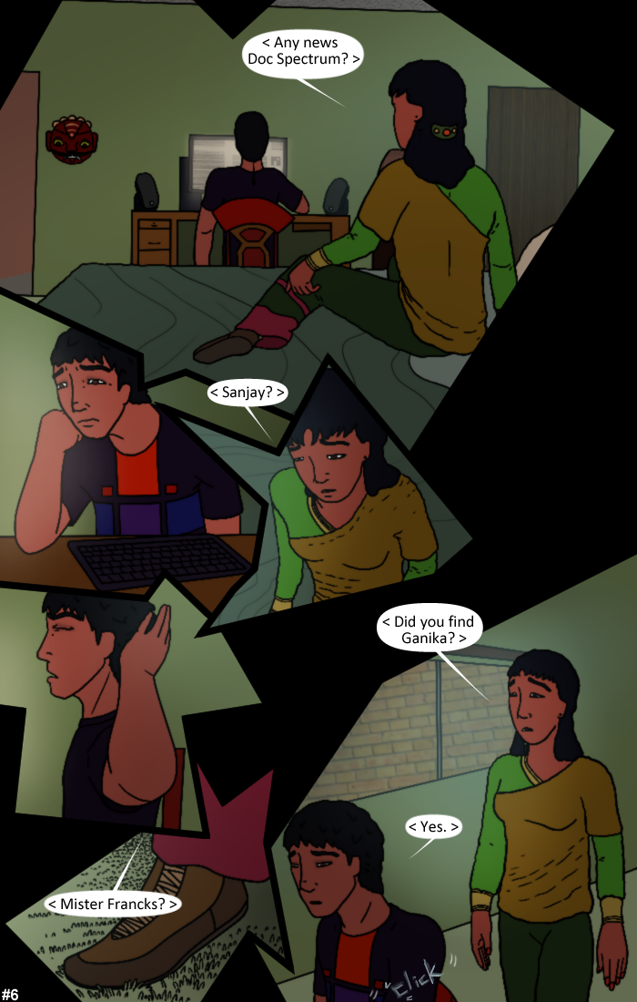 Short 2: Page 6