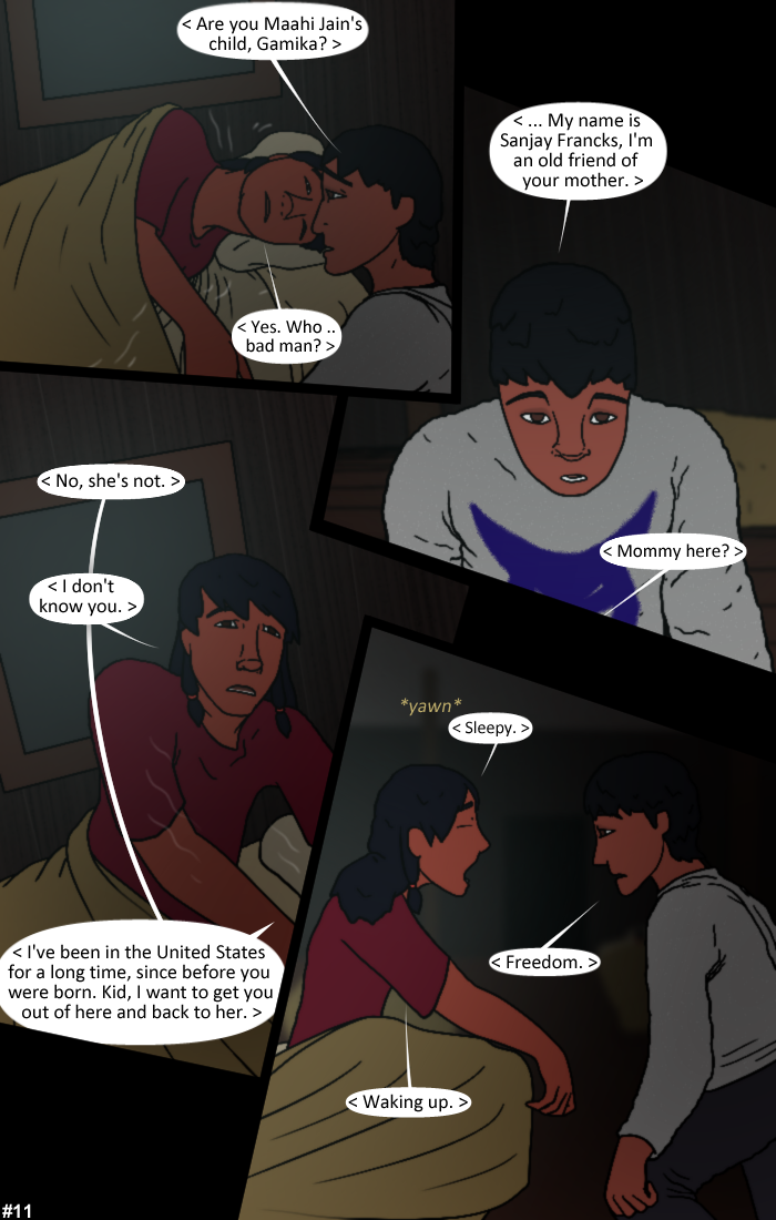 Short 2: Page 11