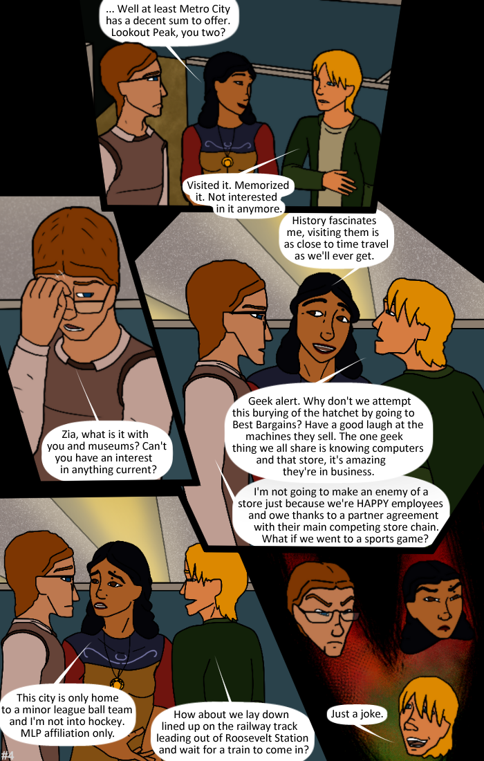 Short 8: Page 4