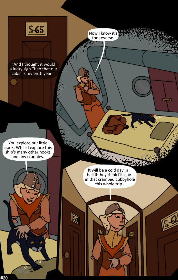 Smoke, Steam and Mirrors: Page 20