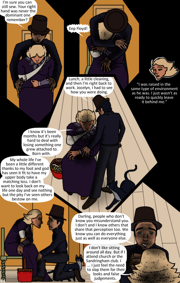 Smoke, Steam and Mirrors: Page 4